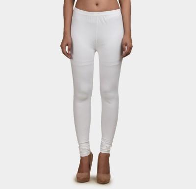 Auzi Women's White Leggings