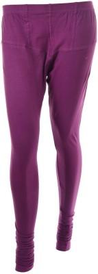 Ycee Women's Purple Leggings