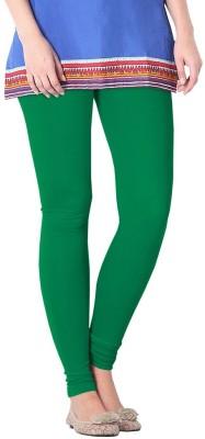Aricrea Women's Green Leggings