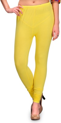 Fashion Cult Women's Gold Leggings