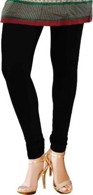 TBZ Women's Black Leggings
