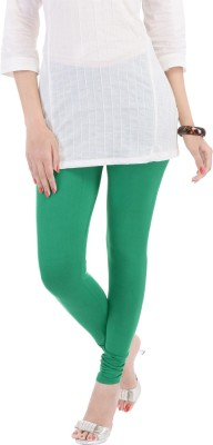 SCJ Women's Green Leggings