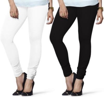 Avito Women's Black, White Leggings