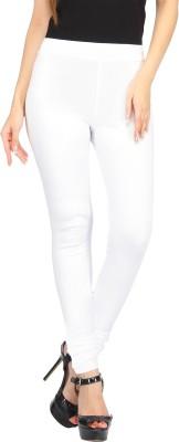 Evila India Retails Private Limited Women's White Leggings
