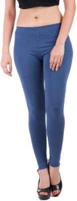 DeMoza Women's Blue Leggings