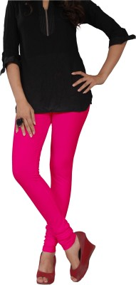 Leg Glance Women's Pink Leggings