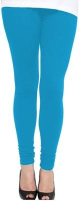 Rupa Softline Women's Light Blue Leggings