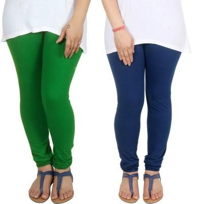Knox Women's Blue, Green Leggings