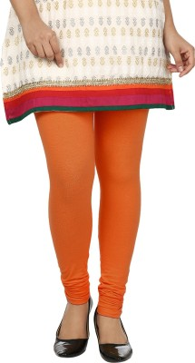 Arya Women's Orange Leggings