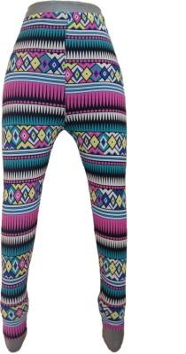 Fashion Eye Women's Multicolor Leggings