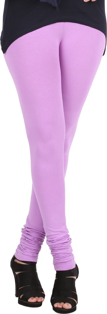 Appulse Womens Purple Leggings