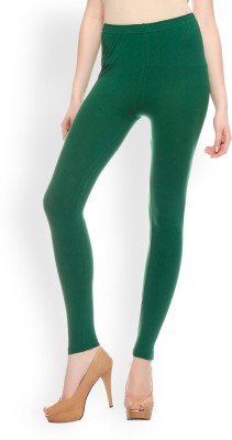 East West Women,s Green Leggings