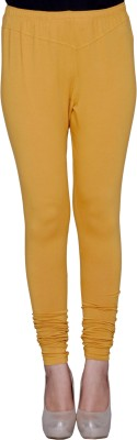 Rama Women,s Yellow Leggings