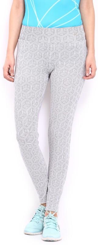 HRX by Hrithik Roshan Women's Grey Leggings