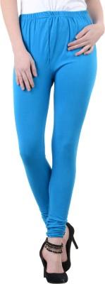 Mynte Women's Light Blue Leggings