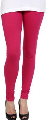 Pannkh Women's Pink Leggings
