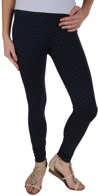 ALS Women's Black Jeggings