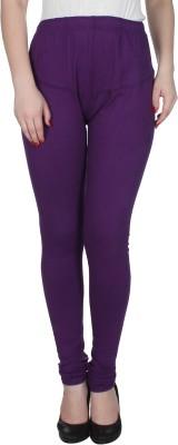 Ajaero Women's Purple Leggings