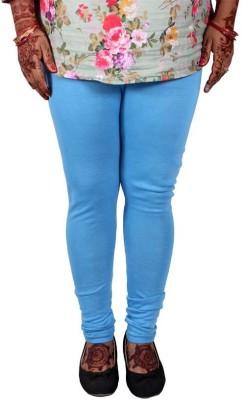 yuvraj creation Women's Blue Leggings