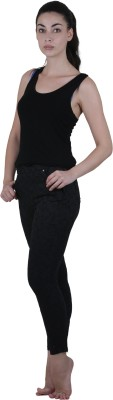 Vixenwrap Women's Black Jeggings