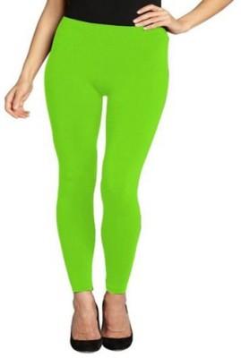One sphere Women's Light Green Leggings