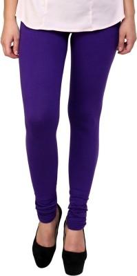 Poddy Women's Purple Leggings