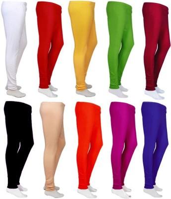 Uzee Women's Multicolor Leggings