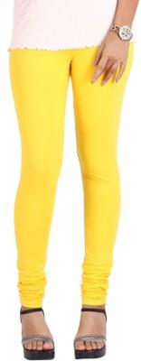 Sayonara Women's Yellow Leggings