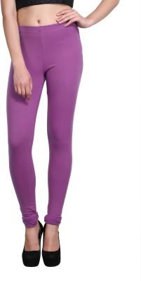 Phashion Town Women's Purple Leggings