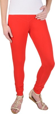 Aarti collections Women's Red Leggings
