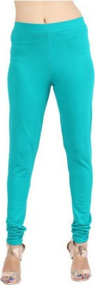 Emblazon Women's Blue Leggings
