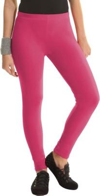 Groversons Women's Pink Leggings