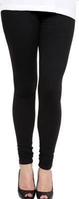 Pannkh Women's Black Leggings