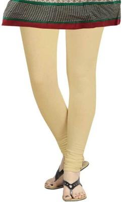 TBZ Women's Beige Leggings