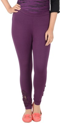 Merch21 Women's Purple Leggings