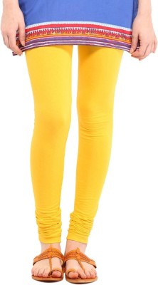 Jainam Women's Yellow Leggings