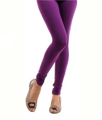 Taboo Women's Purple Leggings