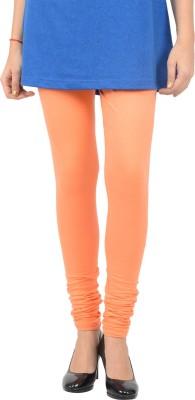 EVIZZA Women's Orange Leggings