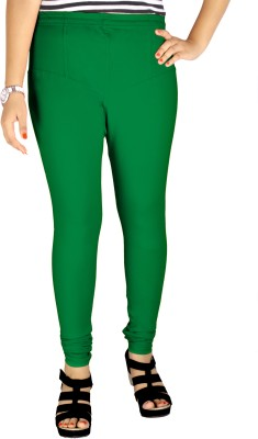 Dolphin Women's Green Leggings