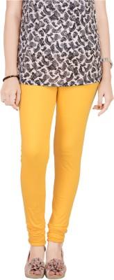 Traditional 2 Trendy Women's Yellow Leggings