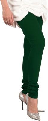 Stylo Junction Women's Green Leggings