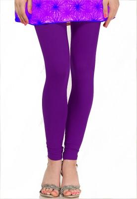 A5 Fashion Women's Purple Leggings