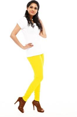 Leoma Women's Yellow Leggings