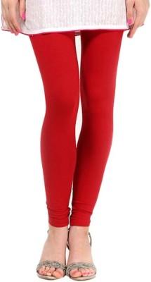 Estelo Women's Red Leggings