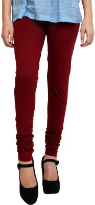 Kvell Be Proud Women's Maroon Leggings