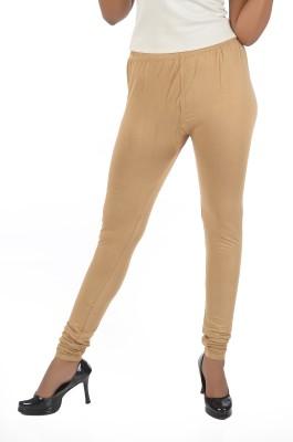 Crezyonline Women's Brown Leggings