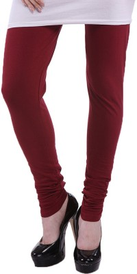 Avgi Women's Maroon Leggings