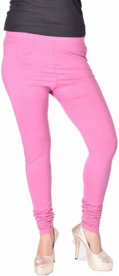 Kurtis By Menika Women's Pink Leggings