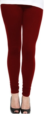 Rupa Softline Women's Maroon Leggings