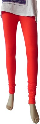 Nees Women's Red Leggings